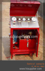 5000psi Choke Control Panel