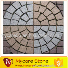 Factory directly sell granite paving stone,natural paving stone