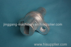 support bearing foot mounting parts for machine