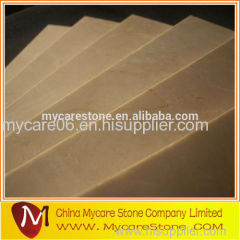 High quality marble stairs crema marfil