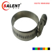 "Most popular 1X 2.25"" 57mm Silicone Hose T-Bolt Clamp 2.48""-2.80"" 301 Stainless Steel"