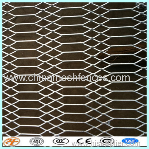 Expanded Metal Gothic Mesh 5mm Stretch