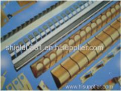 Beryllium Copper Finger Strip