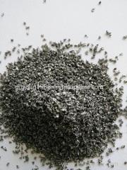 Metallic sand, spinning melt filter materials, 10/160 mesh