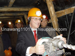 Electric coal drills for mining coal drill