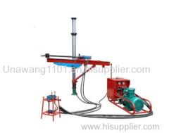 Frame column type hydraulic rotary drill rigs