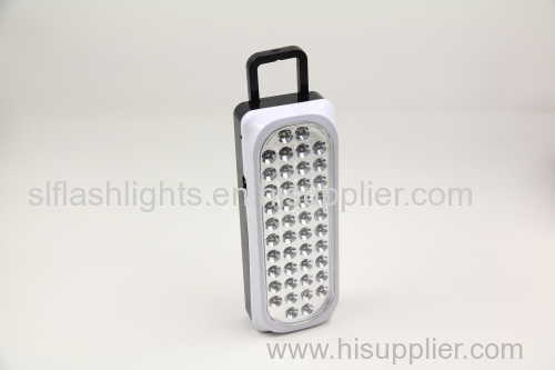 44LED Plastic Rechargeable Emergency Light