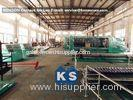 Wide Breadth Gabion Box Machine For Straight And Reverse Twisted Wire Mesh Machinery