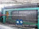 Customized Automatic Gabion Machines 80X100mm Gabion Production Line