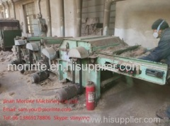 jute flax recycling machine