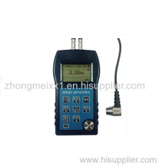 AR880 portable ultrasonic thickness gauge