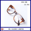 Clear lens glasses promotion wayfarer eyewear custom cheap sunglasses