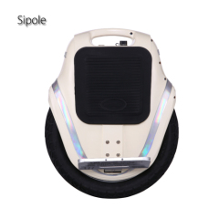 single wheel electric unicycle