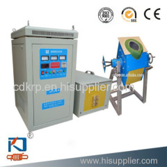 industrial forging induction melting furnace