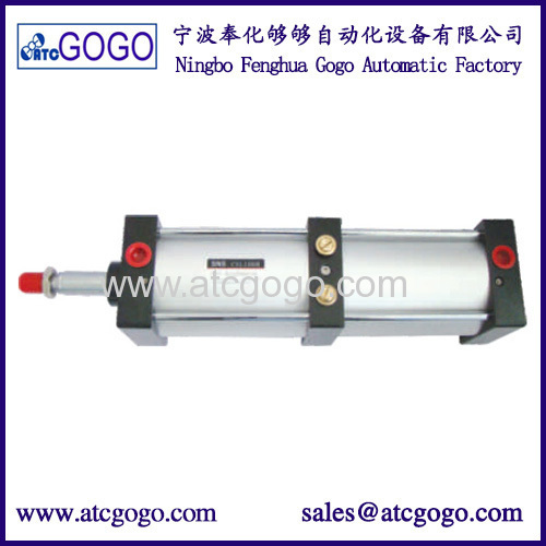 Air liquid damping cylinder oil speed control valve cylinder