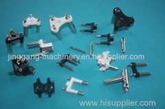 electronic package parts for machine
