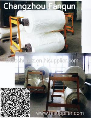 Changzhou Fanqun EBH Model Series Glass Fiber Cloth Hot Air Fumace