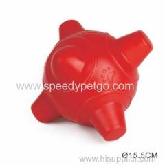 Soft & durevole masticare gomma cane giocattoli giochi d'acqua terra amphitious