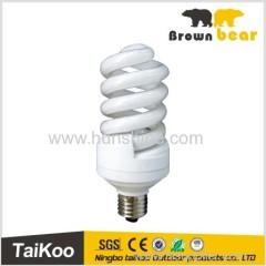 12v full spiral energy saving lamp