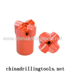 r25 rock drill cross bits