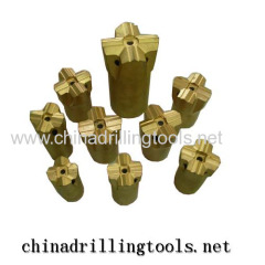 12 degree h22 tapered drill cross bits
