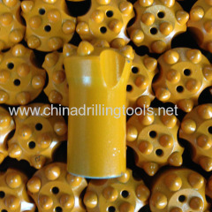 a250 thread button bit