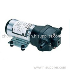 DC12V/24V Mini High Pressure Diaphragm Water Pump