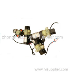 DC 12V Mini Electric Diaphragm Pump
