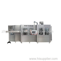 Flavor Water Hot Filling Machine With 28000 Bottles Per Hour