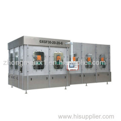 500ml Fully Automatic Volumetric Filling Machine For Edible Oil