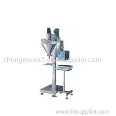 Semi-automatic Auger Filling Machine