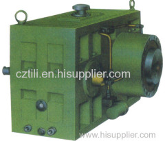 single screw extruder gear reducer / made in China