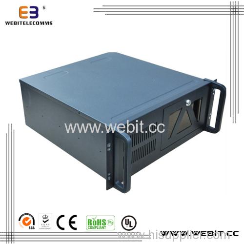 450 depth 4U industrial ATX case