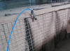 Hesco Welded Mesh Gabion Barrier Blast Wall