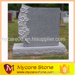 2015 Single with sunflowers tombstone