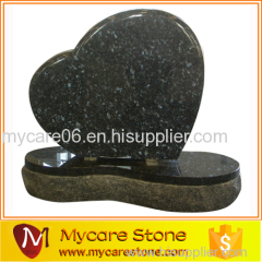 High quality heart rounded tombstone