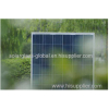 50w anti-reflective tempered solar panel