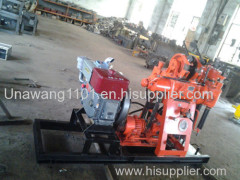 Water Well Drilling Rig 150m depth
