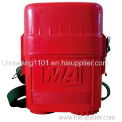 Compressed Oxygen Self-Rescuer For Coal Mining