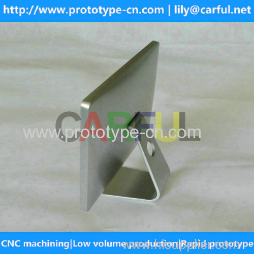 China custom made ABS PC POM aluminum parts cnc machined OEM manufacturer