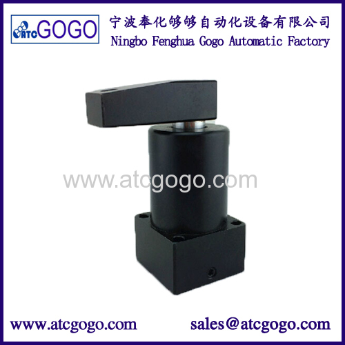 pneumatic swing clamp cylinder rotary valve