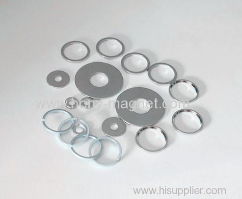 Large Neodymium N50 ring magnet