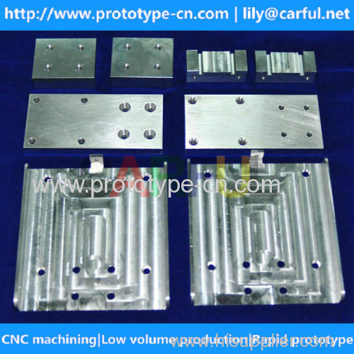 factory price cnc machined aluminum connector 304 connector OEM service