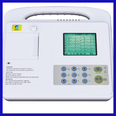 Single Channel Portable electrocardiograph