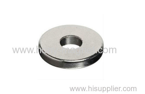 Customized Powerful Rare Earth NdFeB Ring Magnetic