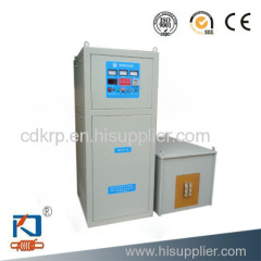 automatic induction quenching/tempering machine