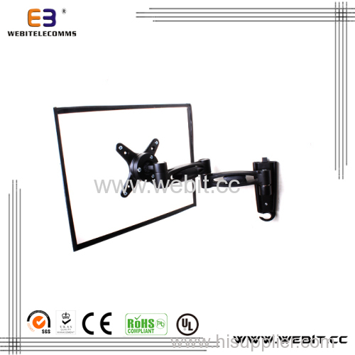 """aluminum Tv wall mounting bracket for 24"""""""