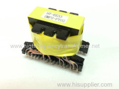 Electrical EE33 high frequency transformer used for automation equipment