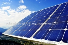150w anti-reflective tempered mono solar panel