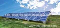 250w anti-reflective mono solar panel